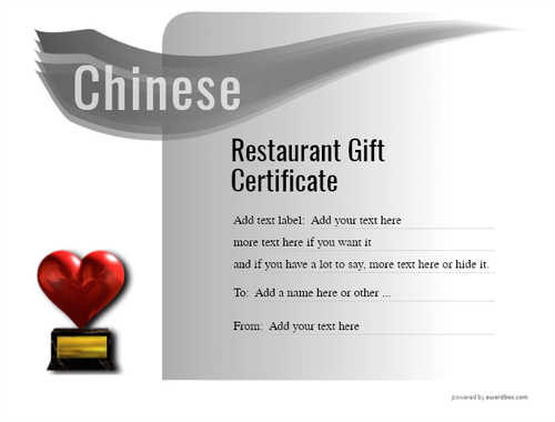 chinese restaurant gift certificate style7 default template image-66 downloadable and printable with editable fields